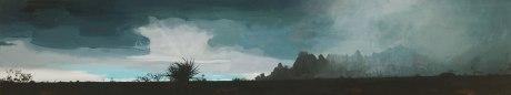Granite Pass, Storm