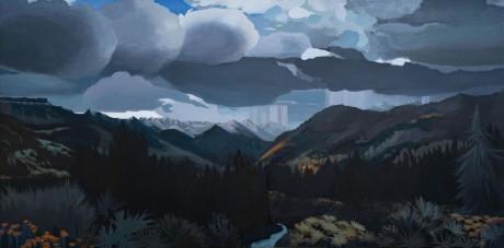 Valley Storm, Telluride 2018